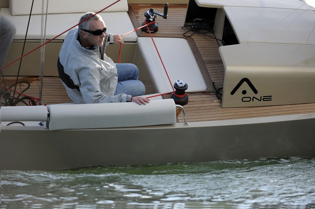 28/02/09-One/Alphena Yacht - lorient/france