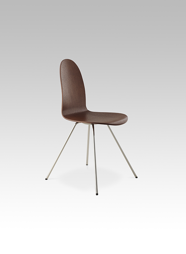 Maison_M_Tongue Chair_noyer 2
