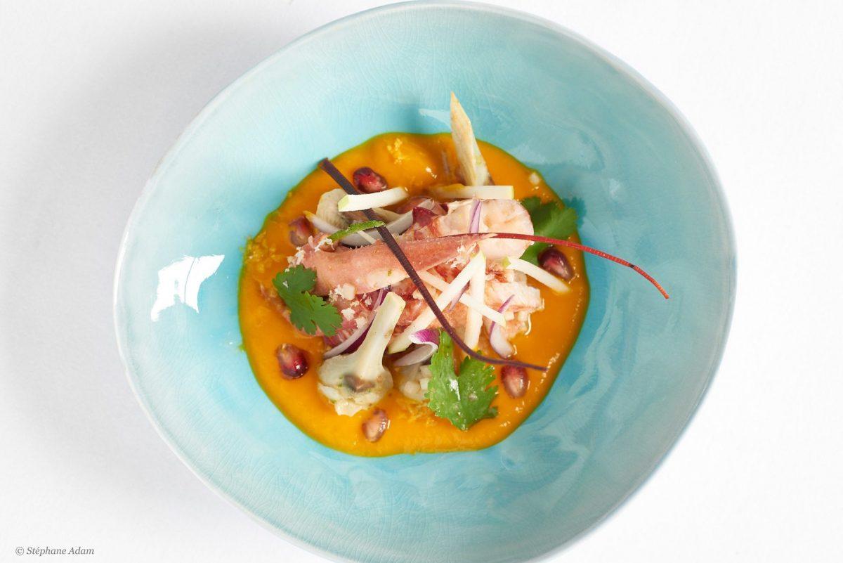 1K restaurant Saint-tropez - Hotel de luxe