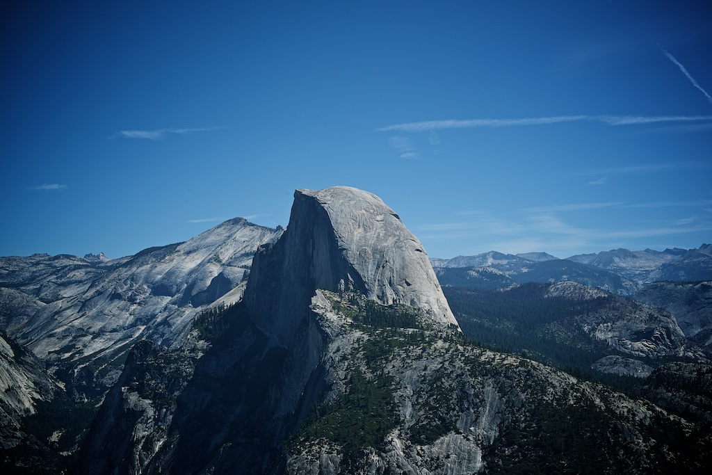 Half Dome Yosemite national Park