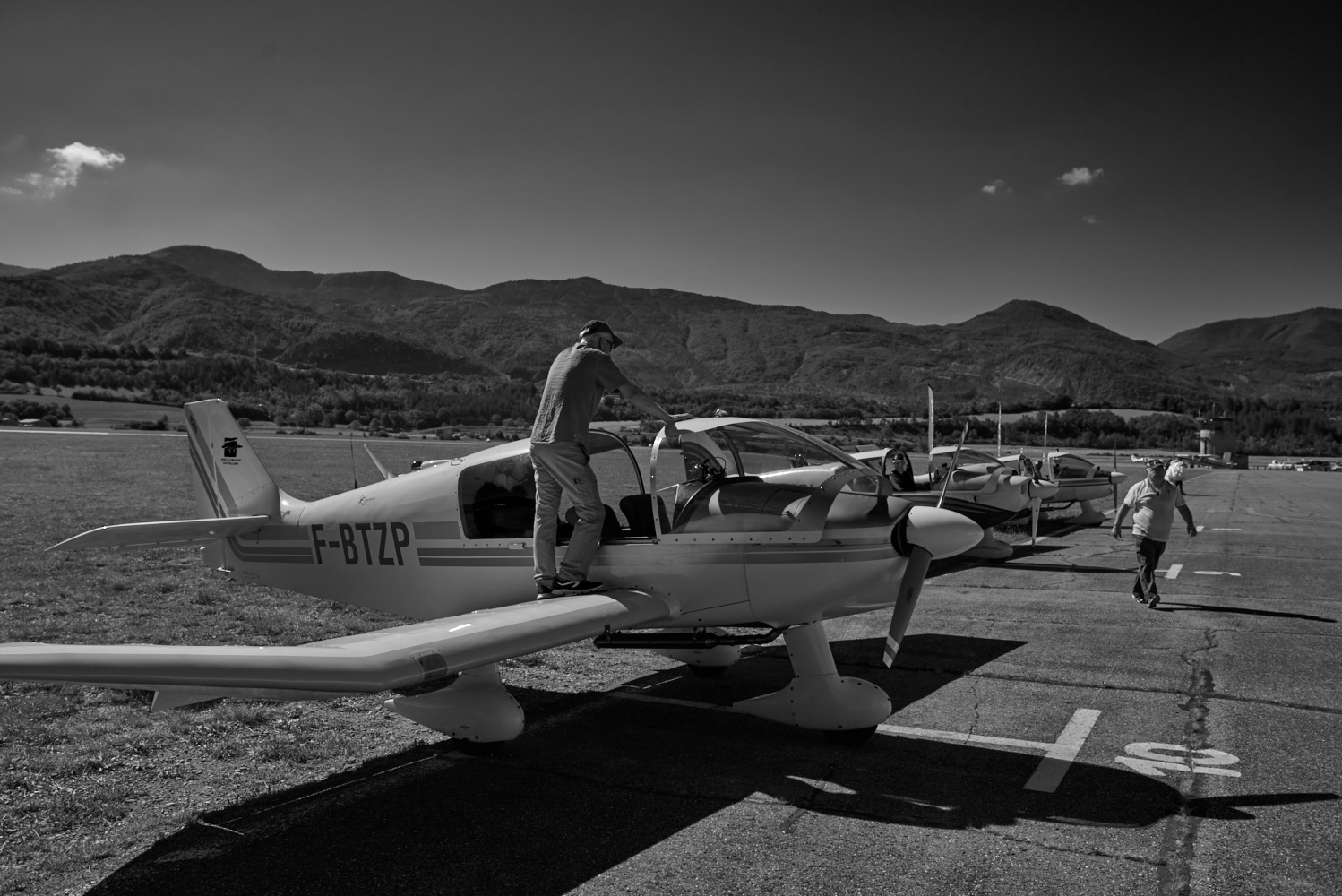 Piloter un avion Hautes Alpes