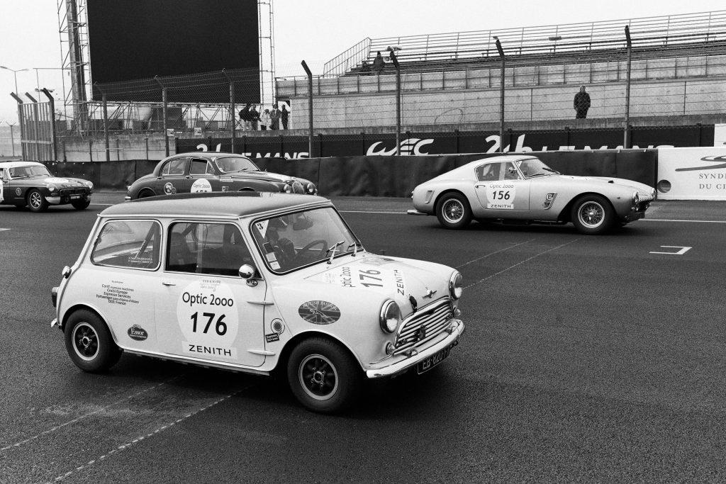 MORRIS Cooper S 1965 - Le Mans - Circuit Bugatti © Stéphane Adam