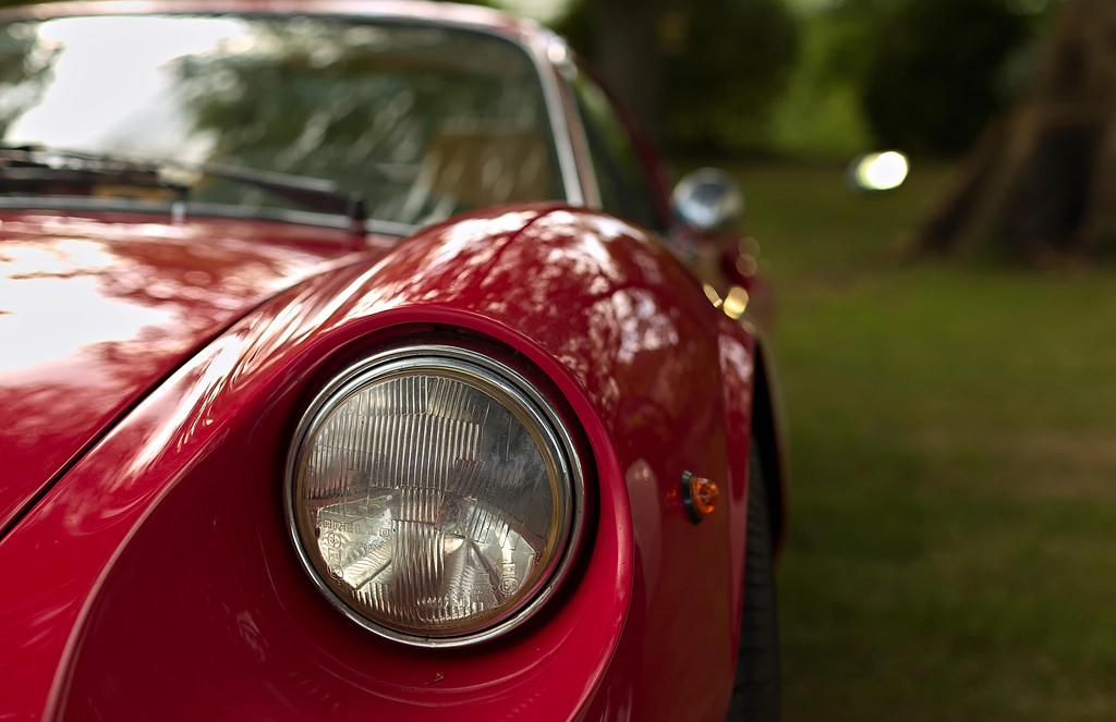 Ferrari Dino - © Mathieu Laplaud