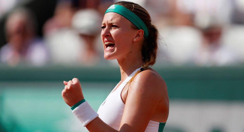 Roland Garros - Kristina Mladenovic