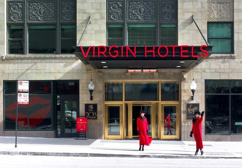 Virgin-Hotel Chicago