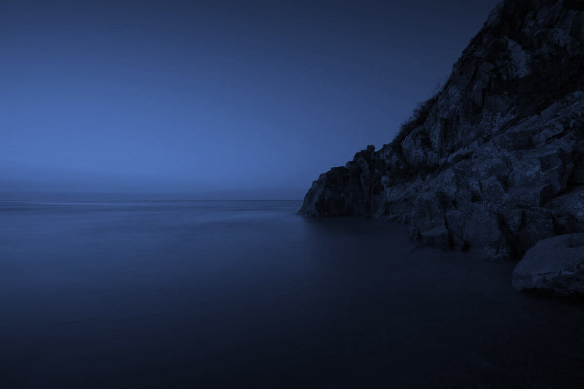 Mont Saint Michel de nuit marche randonnée trek