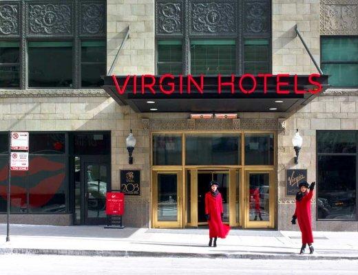 Virgin-Hotel Chicago